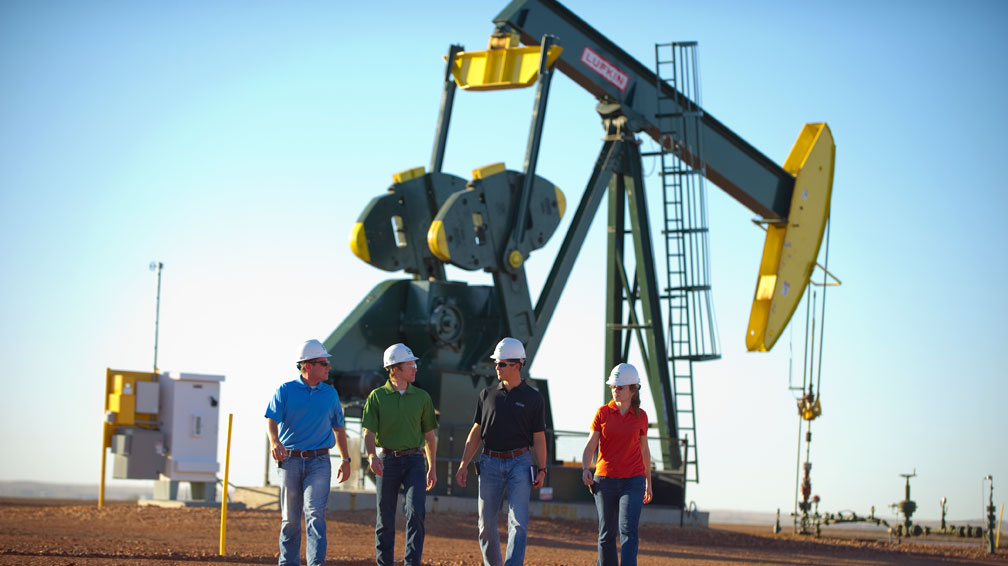 Hess Employees in North Dakota