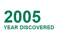 2005_YearDiscovered