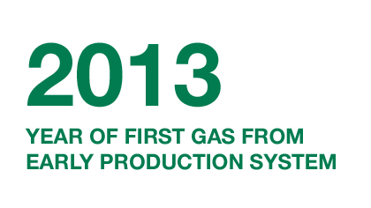 2013---first-gas-for-early-production-system