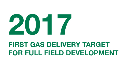 2017---first-gas-delivery-target-for-full-field-development