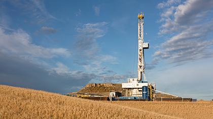 bakken, drilling rig, rig