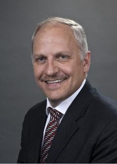 Greg Hill, President and COO