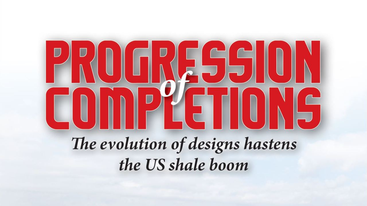 Hess E&P Magazine Progression of Completions Article Cover
