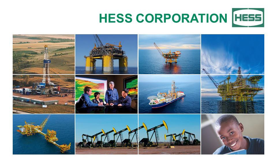 Hess Presentation: Value Driven Growth image