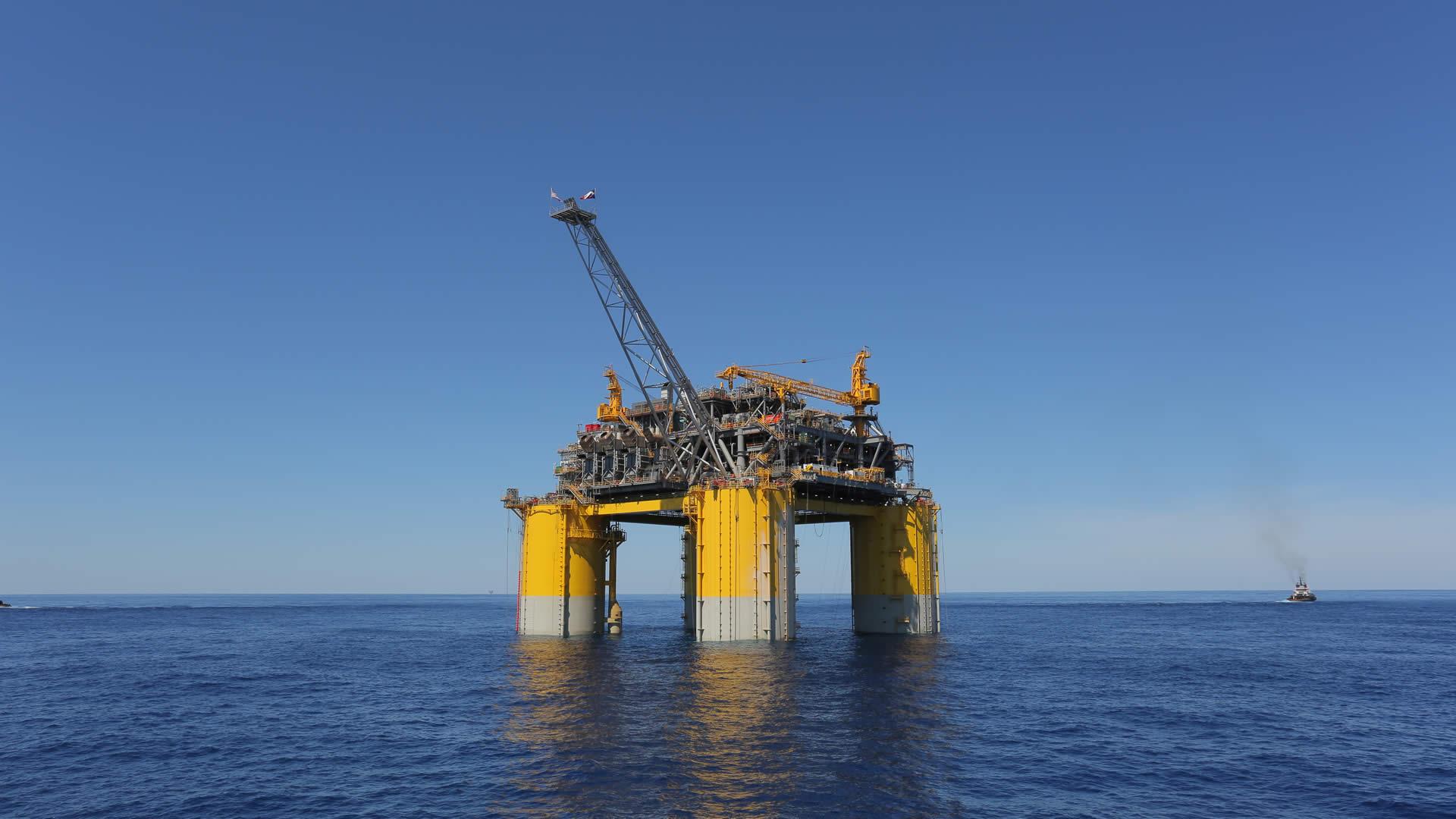 Sea drilling company