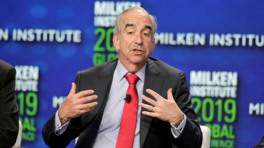 John Hess, Other CEOs Discuss Energy Topics at Milken Conference