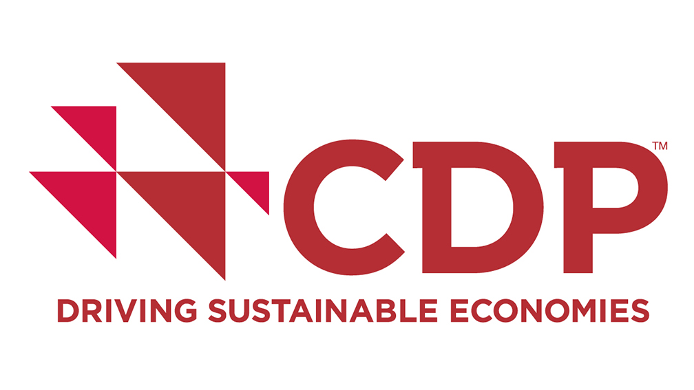 CDP is an international non-profit group seeking to drive sustainable economies.
