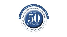 Equal Opportunity Magazine named Hess Corporation a Top 50 Employer