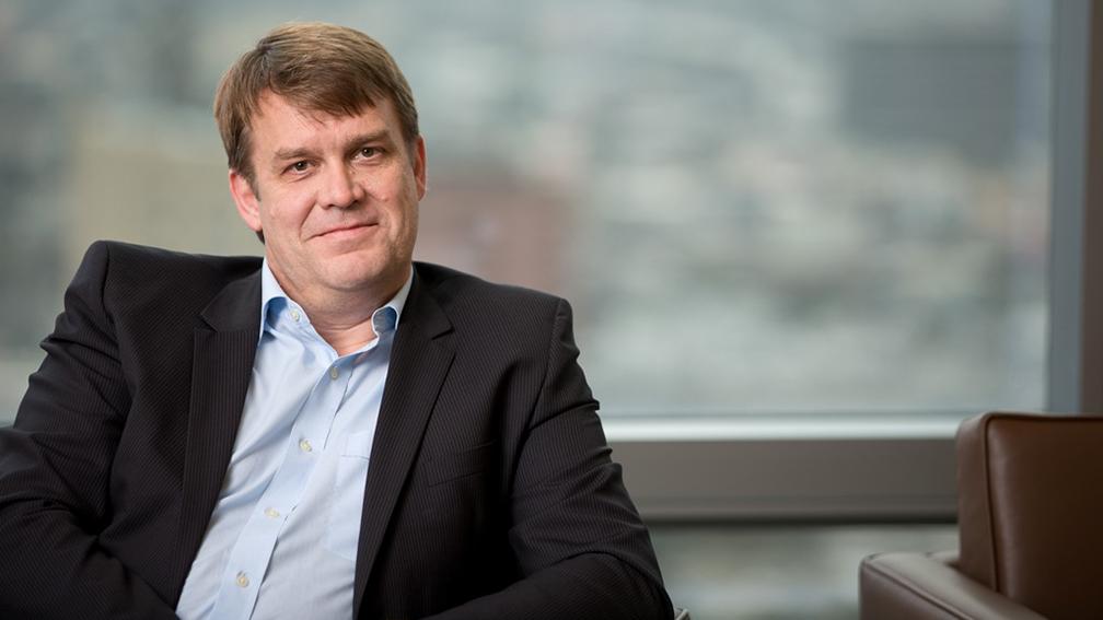 Gerbert Schoonman, Vice President, Bakken