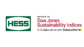 Hess named to Dow Jones Sustainability Index