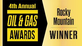 Hess was a winner at the Rocky Mountain Oil and Gas Awards