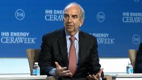 John Hess at CERAWeek 2016