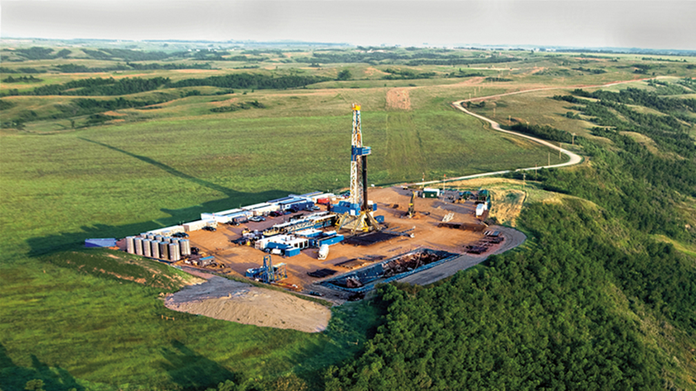 Hess Bakken operations