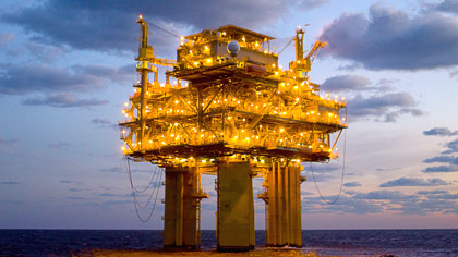 Hess Deepwater Drilling Gulf of Mexico