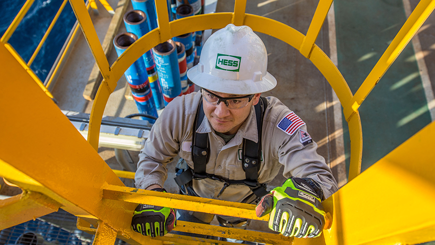 Hess Ensuring Sustainable Growth and Shareholder Value