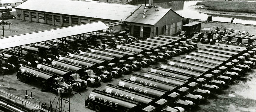Hess Distribution Center 1947