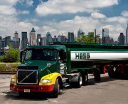Hess Corporation   Hess Operations Map